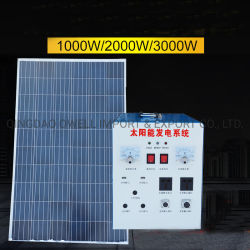 China Solar Power Generator Solar Power Generator
