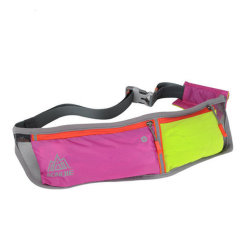 Small Jogging Fanny Waist Pouch Belt Pack for Running (BF151097)