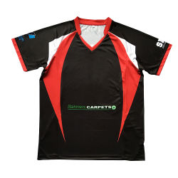 634ebc87 OEM Custom Sublimation Print Cricket Jerseys Using Team Own Design, Colors,  Logos