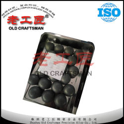 Tungsten Carbide Ball Blank for Spraying Machine and Ball Milling Machine