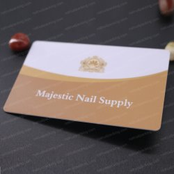 Customized Printing Plastic Card/ PVC Card/ Plastic PVC Business Card with Nice Price