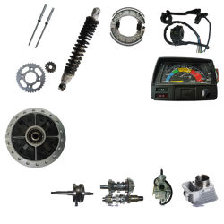 Motorcycle Part Complete Cylinder Kit for Cg125