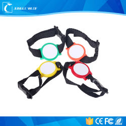 13.56MHz Woven Sport Wristband Tag RFID