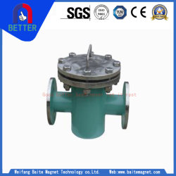 NdFeB Magnet Permanent Slurry Magnetic Iron/Ore Separator for Foodstuff Industry