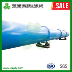 high Quality Small Single Drum Rotary Dryer for Coal Slurry/Limestone/Mineral Concentrate