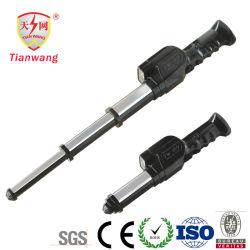 Telescopic Security Stun Baton with Alarm for Korean Market (TW-09) Stun Guns