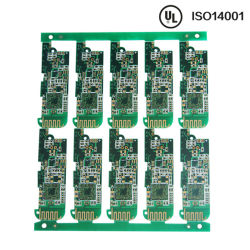 2oz 1.8mm Multilayer PCB for Car with Immersion Gold