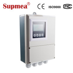 Hydraulic Dn80 Concrete Slurry Remote Electro Magnetic Flow Meter Factory