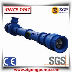 Vertical Long Shaft Chemical Sump Pit Centrifugal Slurry Pump