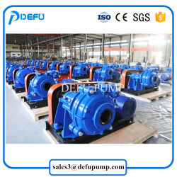 High Pressure Horizontal Dredge Slurry Centrifugal Mining Pumps