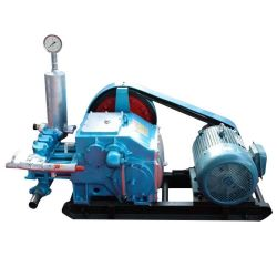 Industrial Electric Vertical Hydraulic Pressure Drill Duplex Slurry Mud Pump