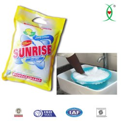 OEM Manufacture High Quality Competitive Price Laundry Washing Detergent Powder