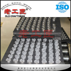 P30 Tungsten Cemented Carbide Unground Customized machinery Components