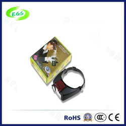 1.5X, 3X, 6.5X, 8X LED Medical Surgical Optical Magnifier Lamp/Lens with Light (EGS-81010-A)