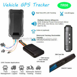 Mini Multi-Functional Tracker GPS Car/Vehicle From Factory Direct Supply (TR06)