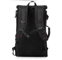 New Custom Fashion Black Outdoor Traveling Shoulder Sports Climbing Computer Laptop School Backpack Bag