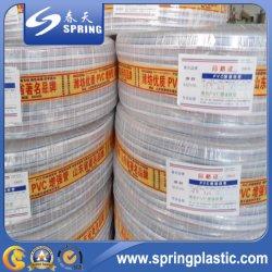 China Wholesale Transparent PVC Fiber Reinforced Hose Water Hose Garden Hose