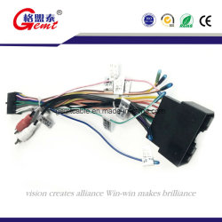 china car audio wiring harness car audio wiring harness rh made in china com Painless Wiring Harness Kit OEM Wiring Harness Connectors