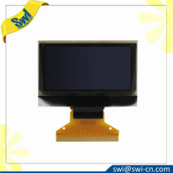"1.3"" Spi Serial 128X64 White OLED LCD Display Module"