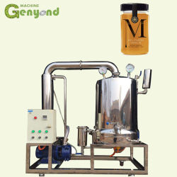 2 3 4 6 8 12 20 24 Frames Honey Bee Thickener Filtration Sterilization Refining Purify Water Removing Centrifuge Extractor Filling Production Processing Machine