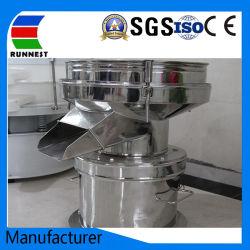 High Frequency Round Vibrating Sieve Slurry Ceramic