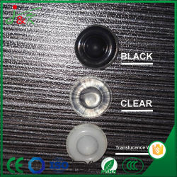 Self Stick Rubber Feet Bumper Pads on Drawers, Cabinets, Doors, etc. for Buffering Effect, Fully Customizable (Colorful)