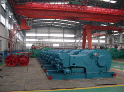 F-500 Triplex Mud Pump/Drilling Pump/ for Drilling and Workover Use