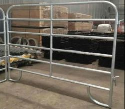 American 5ftx10FT Steel Round Pen Horse Panel/Cattle Corral Panel