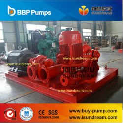 Diesel Fire Fighting Water Pump, Fire Fight Pump