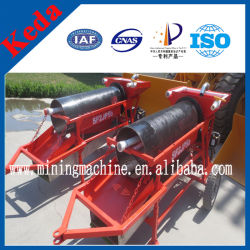 Mini Mobile Gold Washing and Mining Trommel Screen Plant