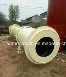 High Efficiency Rotary Dryer for Coal Slurry/Limestone/Mineral Concentrate