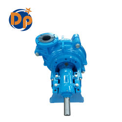 High Efficiency Head Grease Lubrication Centrifugal Slurry Mud Sand Pump China Manufucture