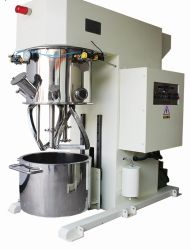 Dual Shafts Planetary Mixer Machine with Dispersion
