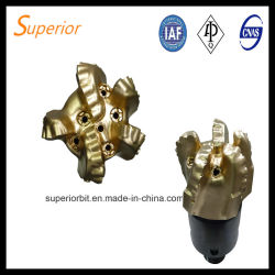 Good Performance API Water Well /Oil Well/ Gas Well PDC Drill Bits