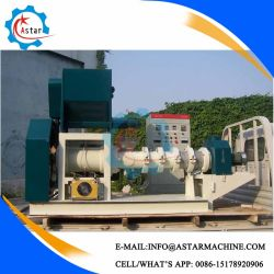 Grass Carp Floating Animal Fodder Making Machine