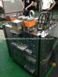 Automotive Stack Mold Plastic Injection Mold with Single+Multi Cavities and Hasco Hot Runner