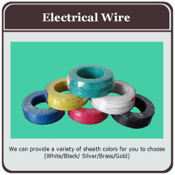 Flexible Flat Twin Cable, Frc, Speaker Cable, Clear Speaker Wire