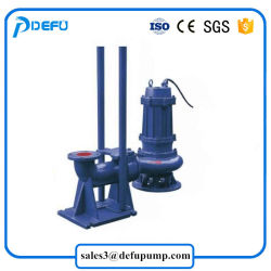 Factory Supply Dirty Water Transfer Sewage Submersible Pump with Self Priming System