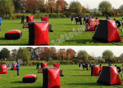 Commercial Grade Paintball Bunker for Sports Game (CY-M1802)
