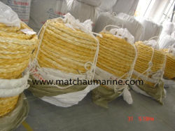 UHMWPE Braid Mooring Rope Towing Line for Sale