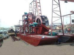 ISO9001 15depth Sand Suction Digging Dredger/Iron Sand Choosing Dredger for Gold