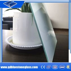 6.38mm-12.38mm Safety Film Building Glass for Laminated Glass Price
