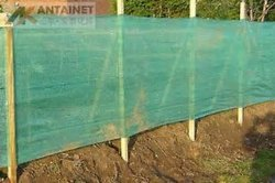 Green Mesh Tarp for The Construction Site Screen/Fence