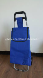 Factory Wholesale Shopping Folding Luggage Trolley Bags