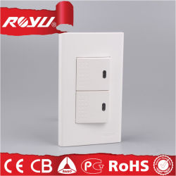 Direct Factory for Famous Brand Electrical Power Button Wall Switches