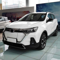 2019 New Style Hot-Selling SUV 4 Wheel 5 Seats Chinese E Car Electric Car/Vehicles