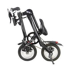 Guangzhou Factory Smart Portable and Foldable Electric E-Bike