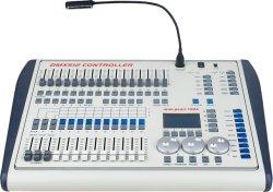 Rasha Hot Sale Mini Pearl 1024 DMX Controller DMX Console Stage DJ Equipments for Stage Lighting