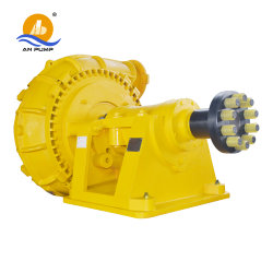 Abrasion Resisting Slurry Gravel Sand Suction Pump