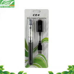 Factory Price E-Cigarette Kit EGO Ce4 Vaporizer with Blister Pack